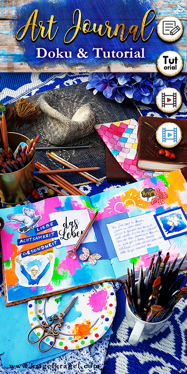 Artjournal - male dein Tagebuch.