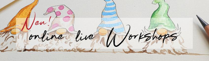 Wichtel mal und zeichnen workshops