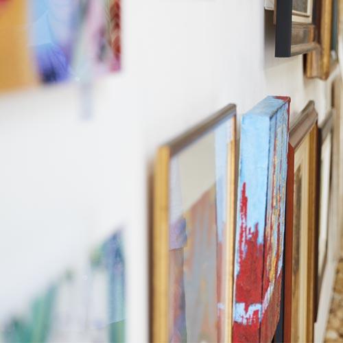 Alle Bilder, Gemälde, Aquarelle und Illustrationen von Desirre Delage kaufen. Online Kunstgalerie Krigelkragel.