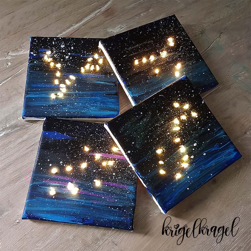 Sternzeichen Bilder Mit Beleuchtung Selber Machen