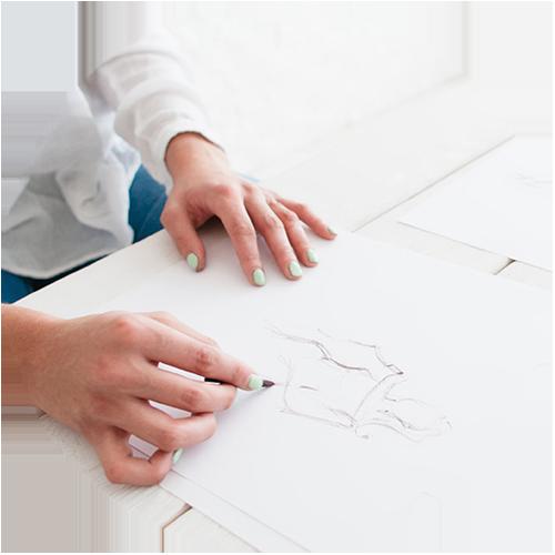 Du kannst bei Desiree Delage Design und Illustrationen in Auftrag geben