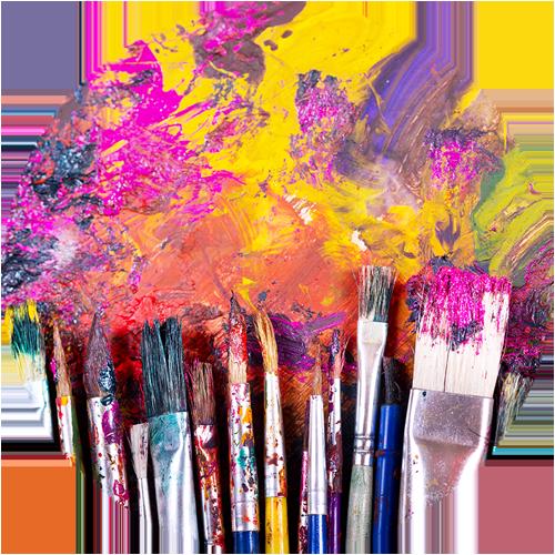 Du möchtest zu einem besonderen Anlass mit Freunden oder deiner Familie geführte Malerei Workshops zu bestuimmten Themen erleben? Dann buche Desiree Delage